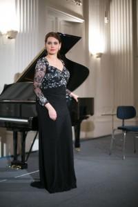 """Yvonne Madrid und die """"Munich Operettas"""""""