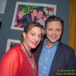 Julia Dahmen und Carlo Fiorito
