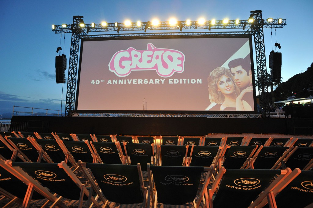 Grease 40th Anniversary screening