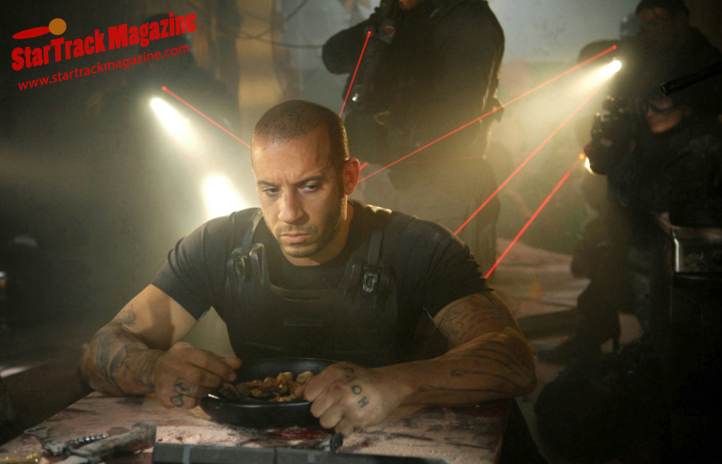 Vin Diesel im TELE 5-Interview