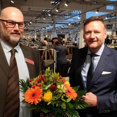 """Neueröffnung des """"Modepark Röther"""" im modernisierten EKZ Wust"""
